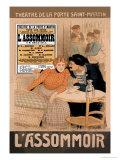 L'Assommoir  c1900