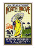 North Grove Brand Tea