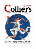 Collier's: Tennis Collision