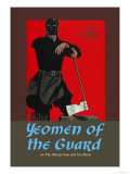 Gilbert & Sullivan: The Yeomen of the Guard (The Executioner)
