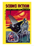 Science Fiction Adventures  February 1953