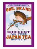 Owl Brand Tea