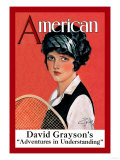 American Magazine: Tennis
