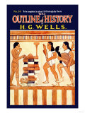 Outline of History by HG Wells  No 10: Ritual