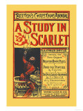 Beeton&#39;s Christmas Annual- A Study in Scarlet