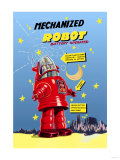 Mechanized Robot