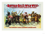 Buffalo Bill: Wild Rivalries of Savage  Barbarous and Civilized Races
