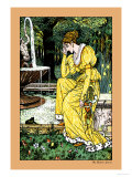 The Frog Prince  In Yellow  c1900
