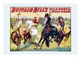 Buffalo Bill: Cowboy Fun  The Bronco Busters Busy Day