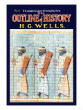 Outline of History by HG Wells  No 6: Warriors