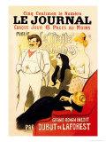 Le Journal: La Traite des Blanches  c1899