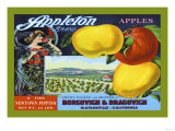 Appleton Brand Apples