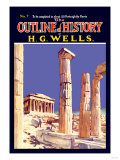 Outline of History by HG Wells  No 7: Ruins