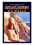 Outline of History by HG Wells  No 5: Exploration