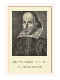 Droeshent Portrait of Shakespeare