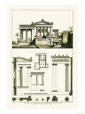 The Erechtheum at Athens