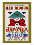 Red Ribbon Brand Tea