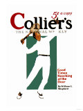 Collier&#39;s: Good Times Knocking at the Door