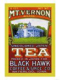 Mt Vernon Brand Tea