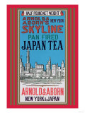 New York Skyline Tea