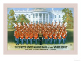 The United States Marine Band at the White House