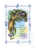 Alice in Wonderland: It&#39;s the Cheshire Cat