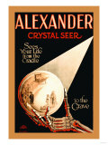 Alexander  The Crystal Seer