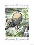 Alice in Wonderland: Alice and the Enormous Puppy