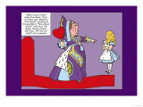 Alice in Wonderland: The Queen of Hearts