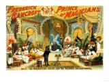 Frederick Bancroft  Prince of Magicians