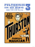 Thurston  Famous Magician 23rd Annual Tour