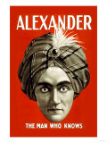 Alexander: The Man Who Knows