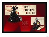 Gypsy Fortune Teller Instructions