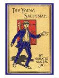 Young Salesman