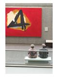 Art Appreciating Art