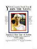 Join the Navy  Your country Needs You  c1916