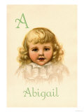 A for Abigail