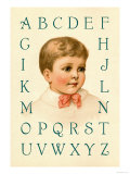 Big Boy's Alphabet