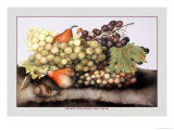 Grapes and Pears with a Snail