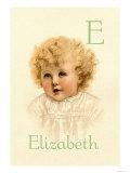 E for Elizabeth