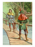 Robin Hood: Encounter with a Giant