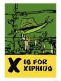 X is for Xiphius