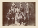 Buffalo Bill  Sitting Bull  and Others