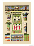 Egyptian Ornamental Architecture