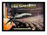 Leroy  Talma and Bosco