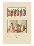 Sixteenth Century Fashions of the Polish Nobility