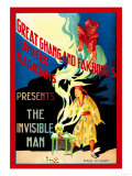 United Magicians Presents: The Invisible Man