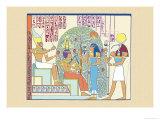 Atum  Ramses II and Sefekh