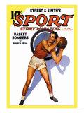 Sport Story Magazine: Basket Bombers