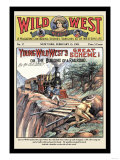 Wild West Weekly: Young Wild West's Great Scheme